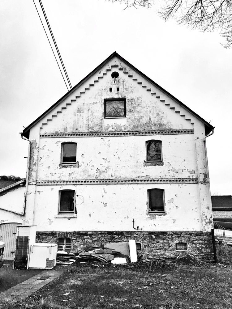 • house - photography, blackandwhitephotography - borisholtz | ello