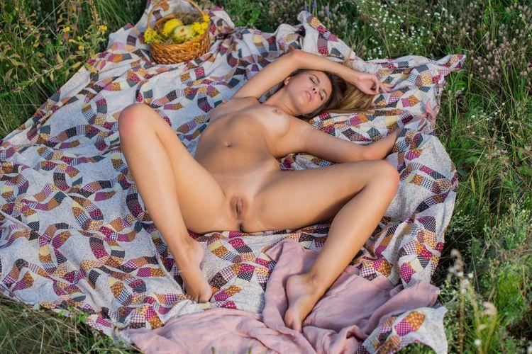 loves afternoon nap - nudeinnature - sunflower22a   ello