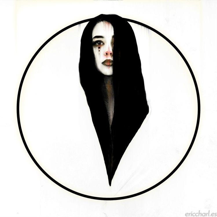 portrait series working website - dead_splicer | ello