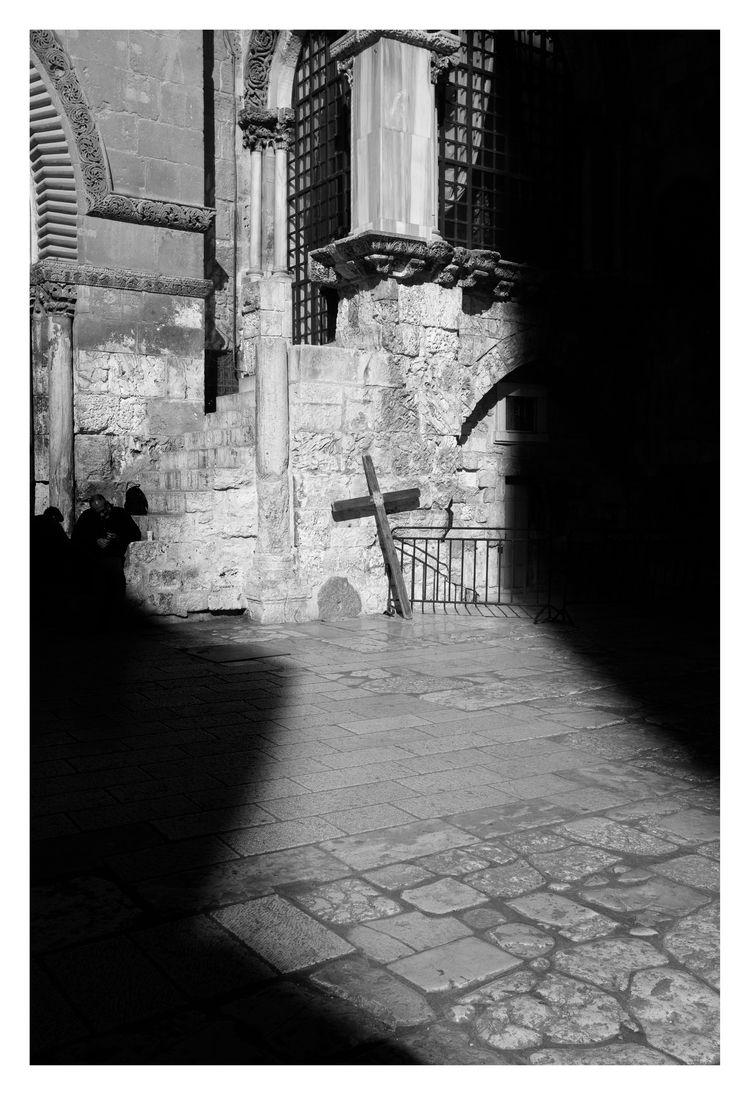 Sacrifice; Woden cross,Basilica - souff | ello