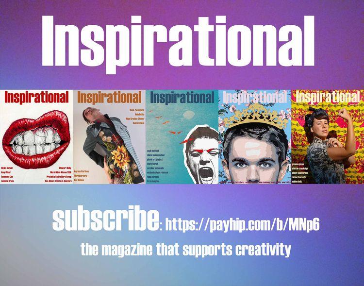INSPIRATIONAL magazine subscrip - johnhopper | ello