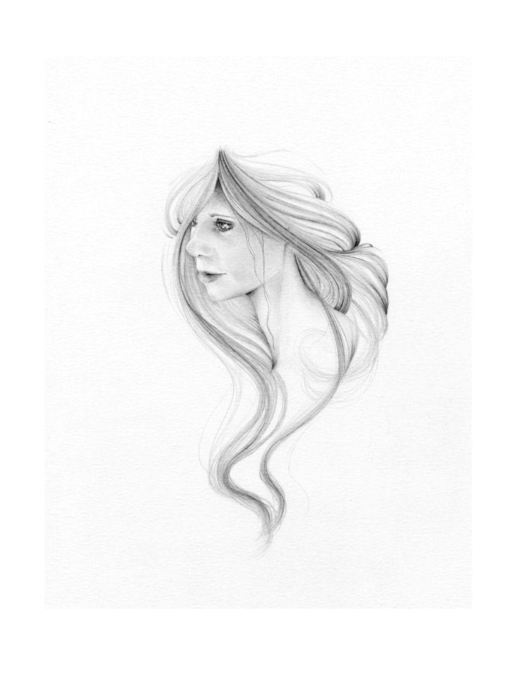 art, portrait, oneofakind, ooak - abitofwhimsy | ello