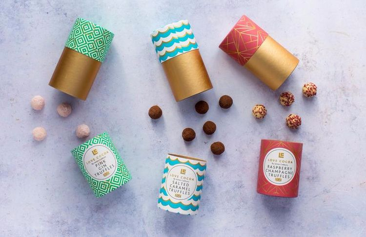 Handmade Chocolates, Corporate  - lovecocoa | ello