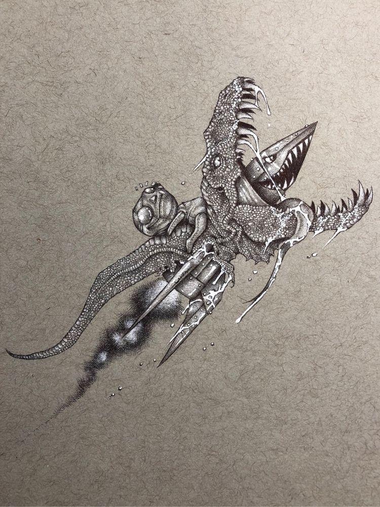 small step man, prehistoric lea - tlamph | ello