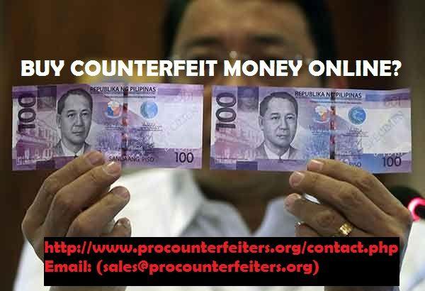 Find BUY COUNTERFEIT MONEY ONLI - pcounterfeiters | ello