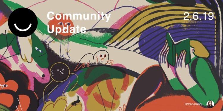 Community Update 2/6/2019 halfw - elloblog | ello