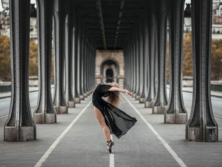 Dramatic Portraits Dancers Stre - photogrist | ello
