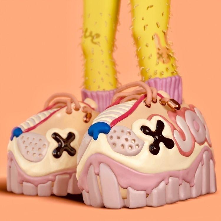 love shoes DoubleJOYxxBunnies:r - joy | ello