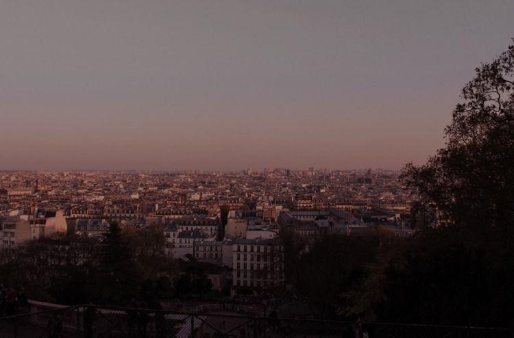 perchance dream - paris, cityscape - graceauden | ello
