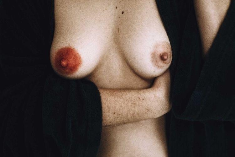 Olga Pibars, Untitled, 2014.  - romporn   ello