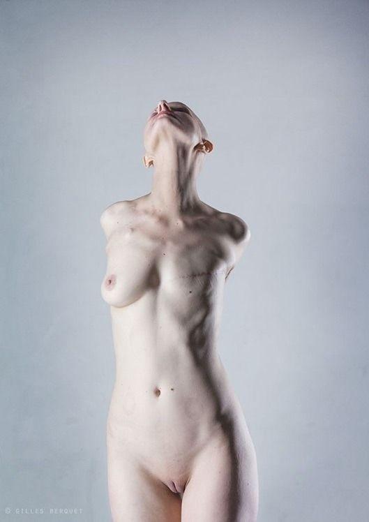 Gilles Berquet, La chair flesh - romporn | ello