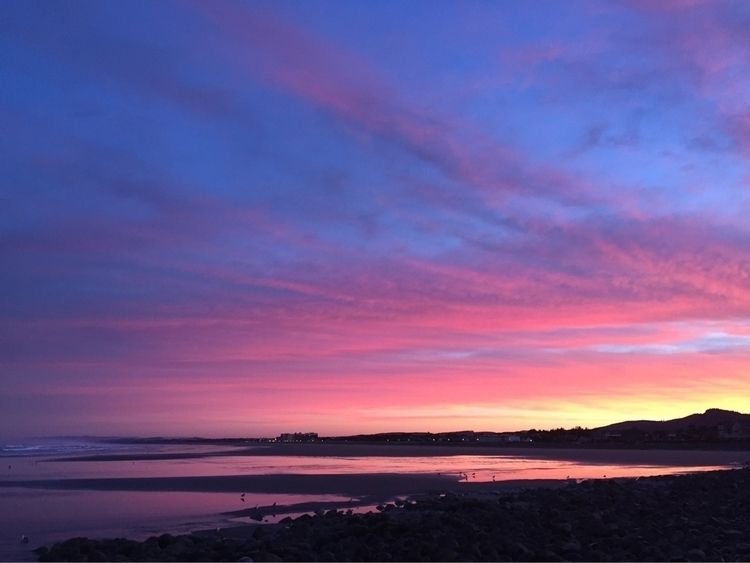 Sunrise 2015 - sunrise, oregon, oregoncoast - sgehring | ello