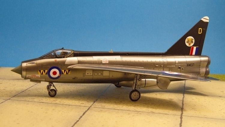 English Electric Lightning Roya - klavs1972 | ello