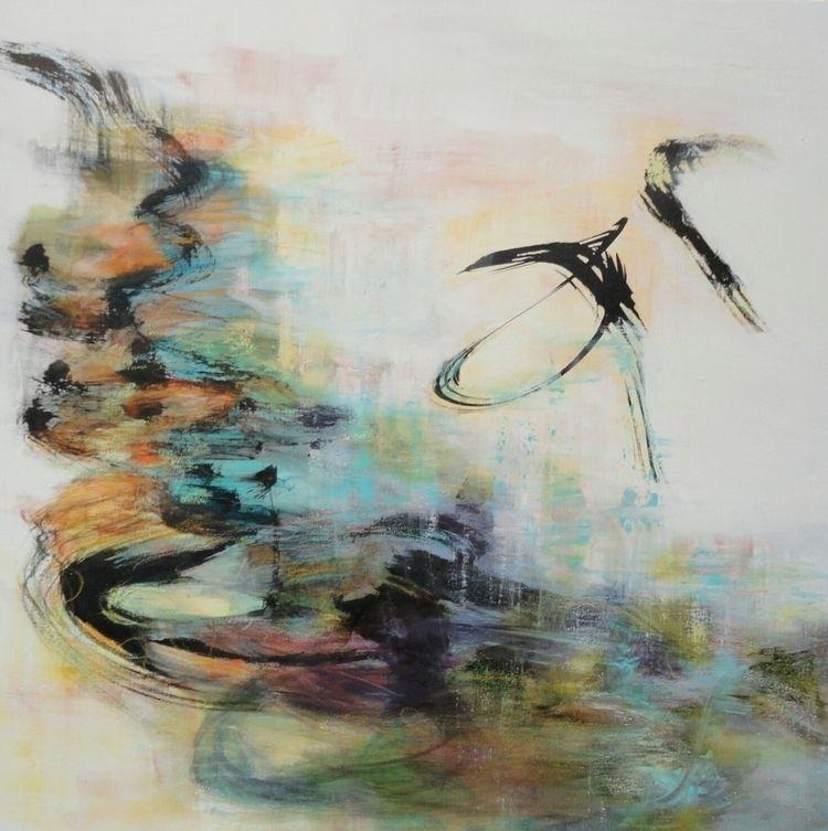Wings - freedom, summer, warmth - artleenakr | ello