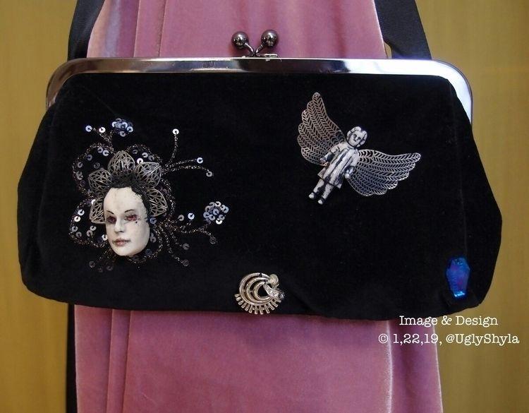 Doll purse Ugly Shyla **SOLD - uglyshyla | ello