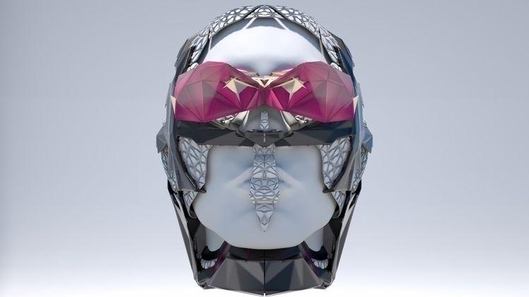 3D Portrait: