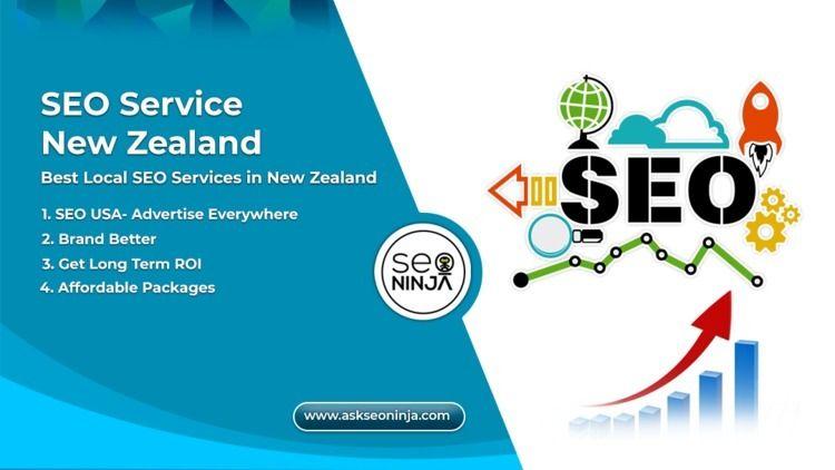 Online Seo Services Zealand | S - askseoninja | ello