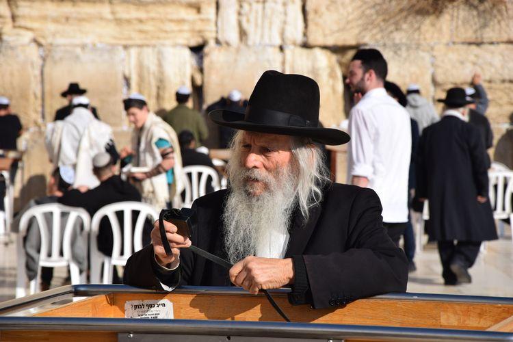 israel, jerusalem, westernwall - sanderdcc | ello