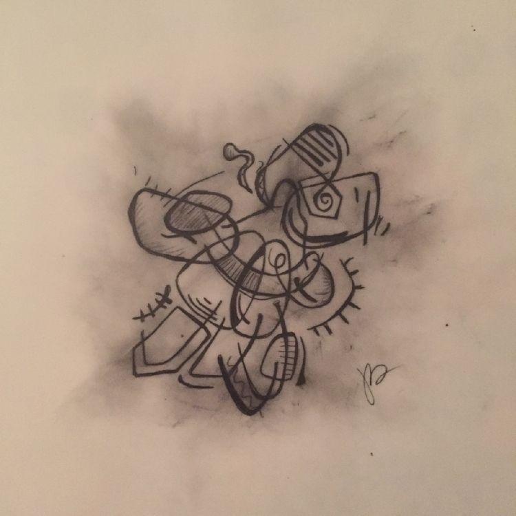 Proteger graphite vellum - drawing - incolorvision | ello