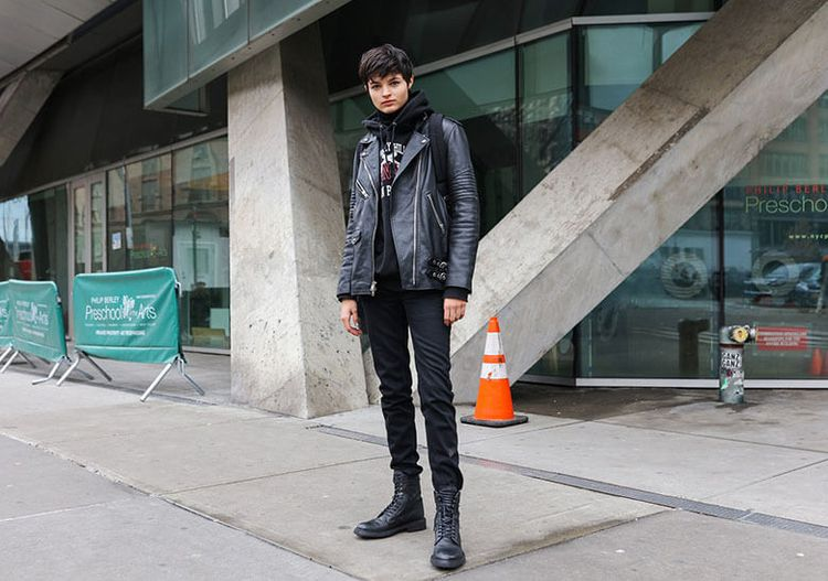12 Street Style Faves NYFW Fall - thecoolhour | ello