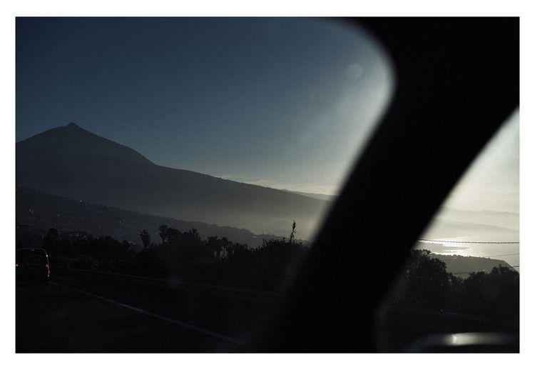Tenerife - landscape, fromacar, tenerife - paulie | ello