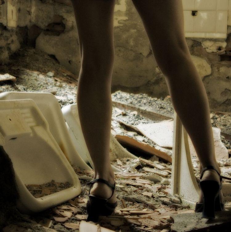 Legs Christian Ryder, 2010 - girl - christianryder | ello