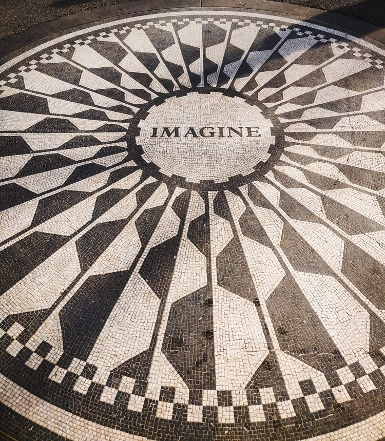 strawberryfields, nyc, imagine - melissa-me | ello