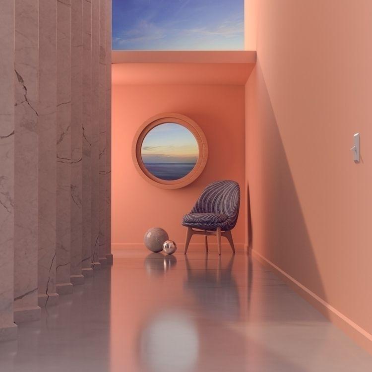 Therapy:sparkles - 3D, interiorism - conorglz | ello