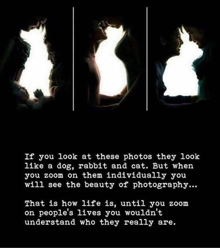 """Change perspective- change lif - esquirephotography | ello"