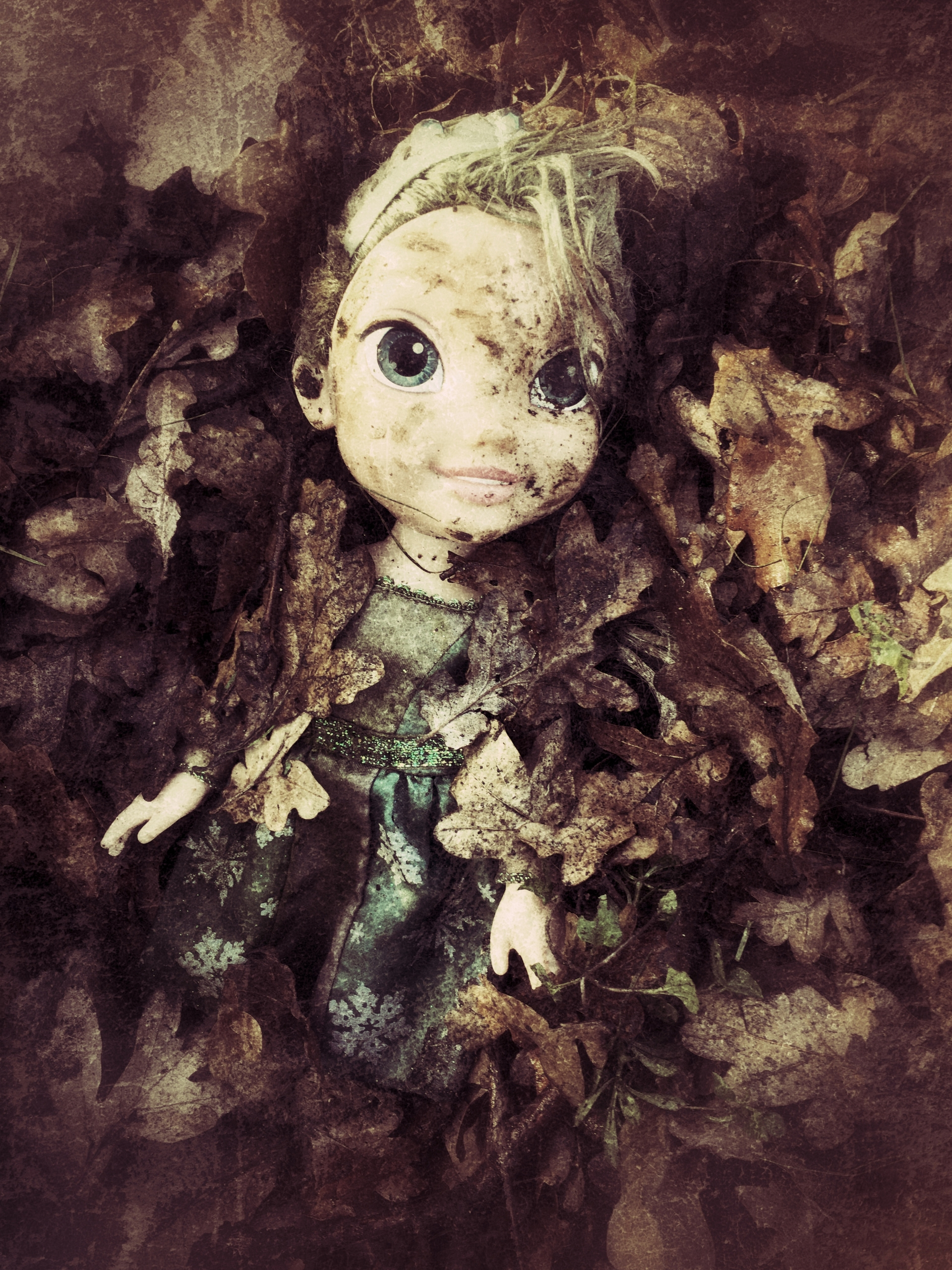 Creepy Doll (2019 - phil_levene | ello