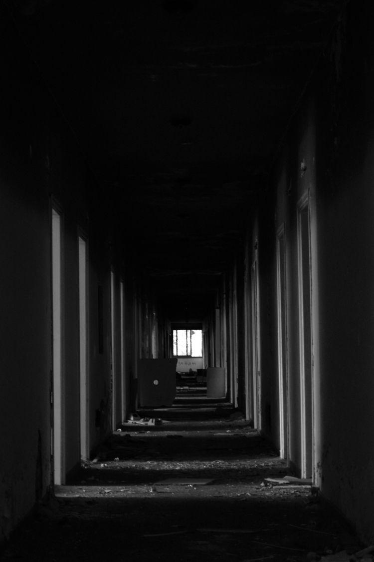 photography, bnw, perspective - a2toz   ello