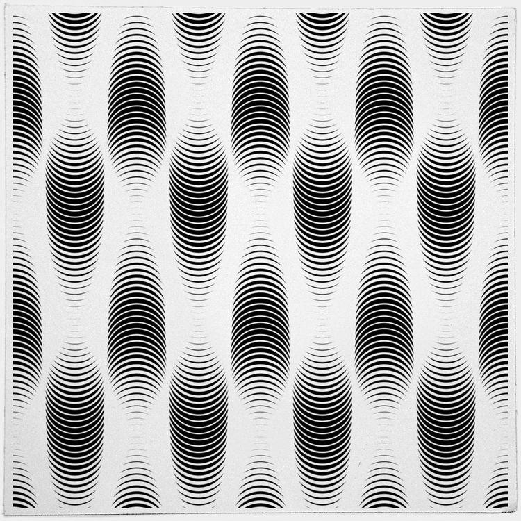 Grid Studies 02 | StrokeWeight  - thedotisblack | ello