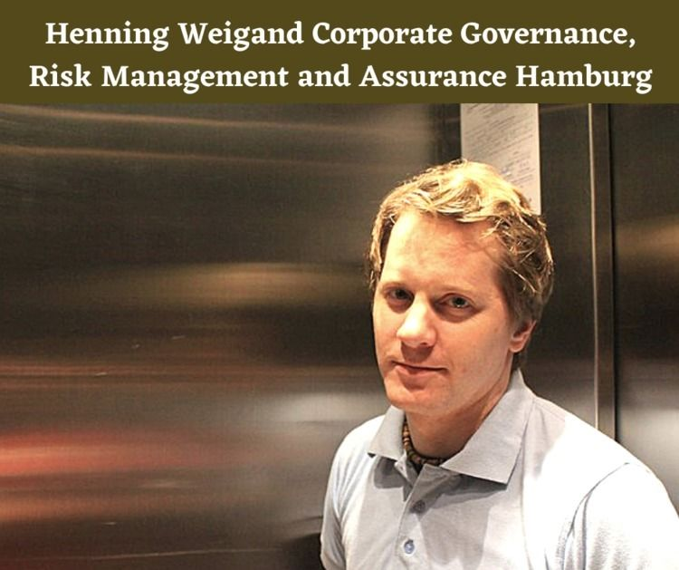 Henning Weigand Corporate Gover - henningweigand | ello