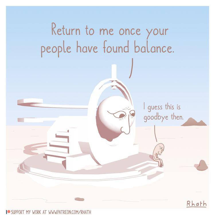 find calm? path? . gain access  - rhath | ello