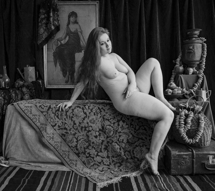 Melancholy belle - zanzib, nude - zanzib | ello
