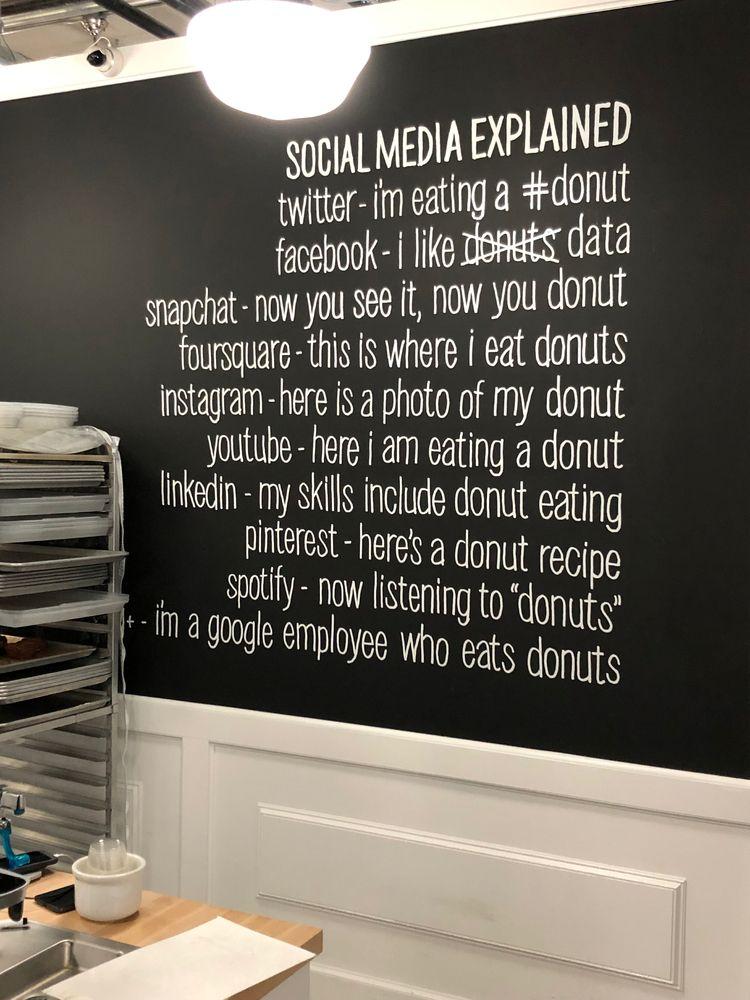 BlueStar Donuts... Social Media - deaconbleux | ello