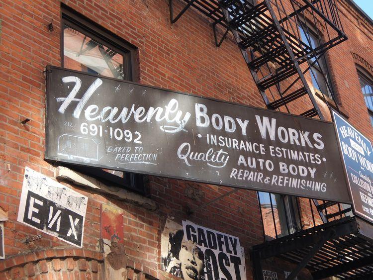 Heavenly, York City faith strai - dma_james | ello