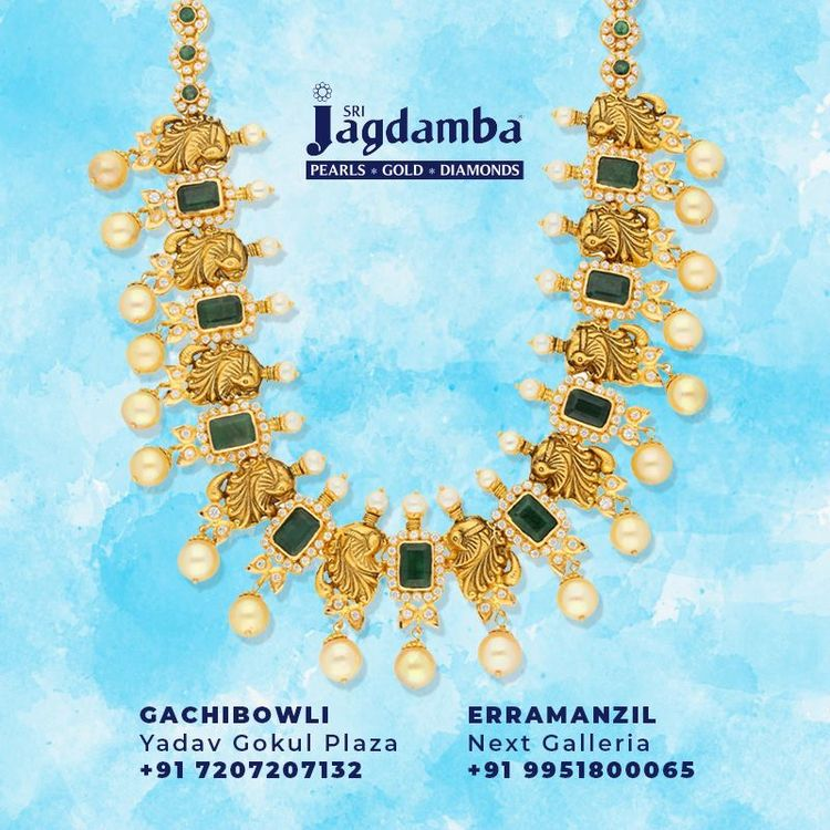 Sri Jagdamba Pearls proud annou - srijagadamba | ello