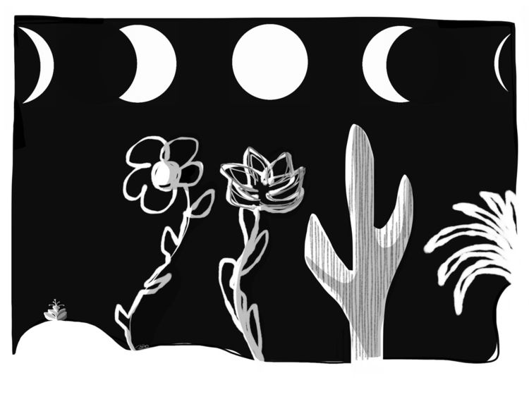 dreamt, garden, approximately - bobogolem_soylent-greenberg | ello