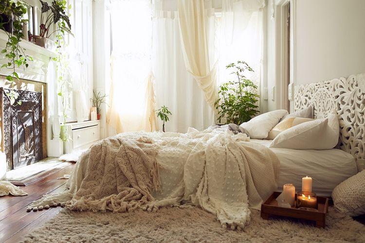 boho, bohemian, bedrooms - elloboho | ello