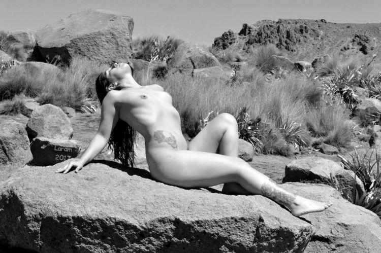 BAÑO DE SOL Modelo: Angel Lugar - luisrdz | ello
