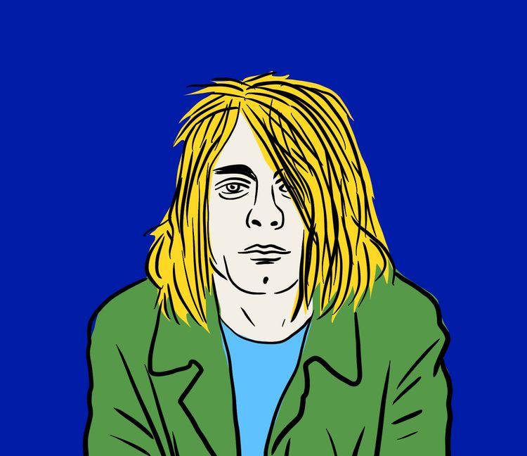 Cobain <3 - berkovskii - berkovskii | ello