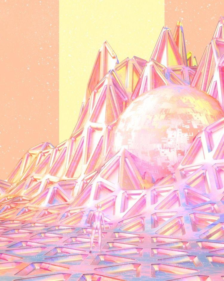 . PURITANIA - Cinema4D, 3Dart, Illustration - dreamonaut | ello
