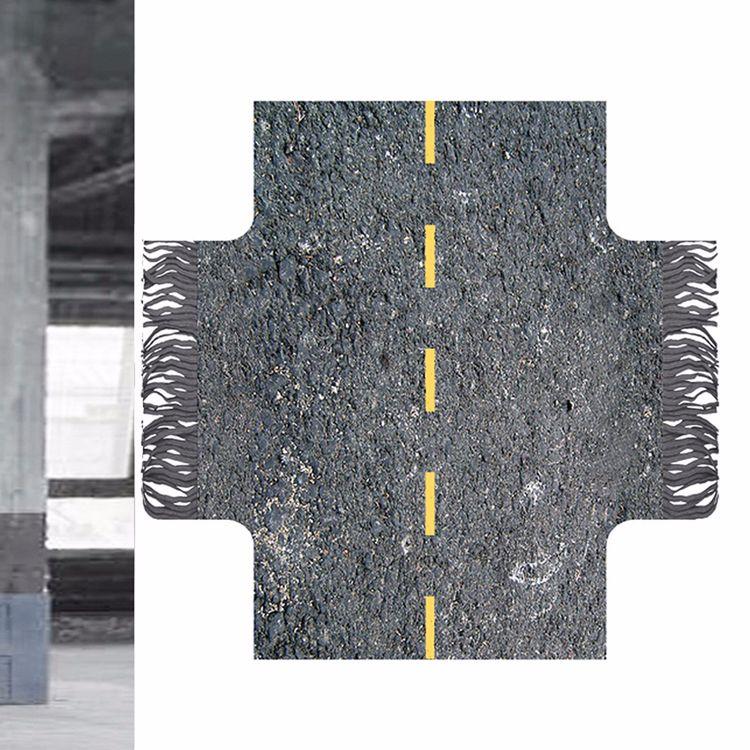 Carpet Route 66, design Artur G - grabatdot | ello