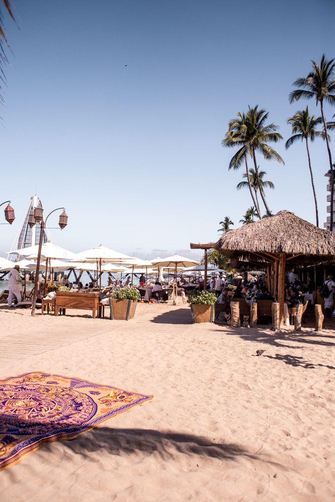 breakfast beach // Puerto Valla - honeyrevenge-amor | ello
