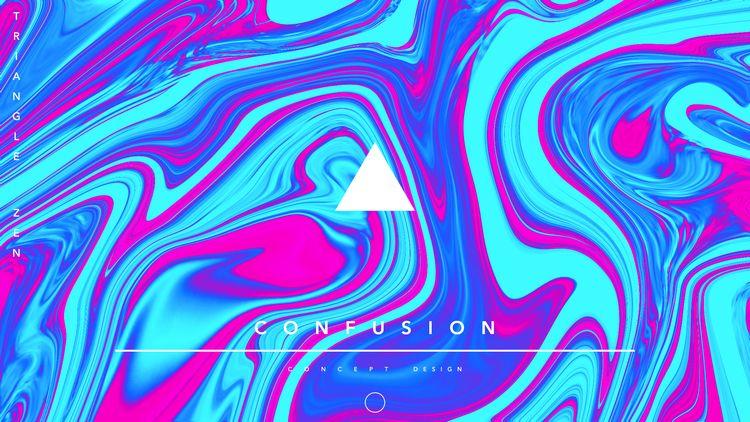 Lost - Design, Confusion - trianglesoul | ello