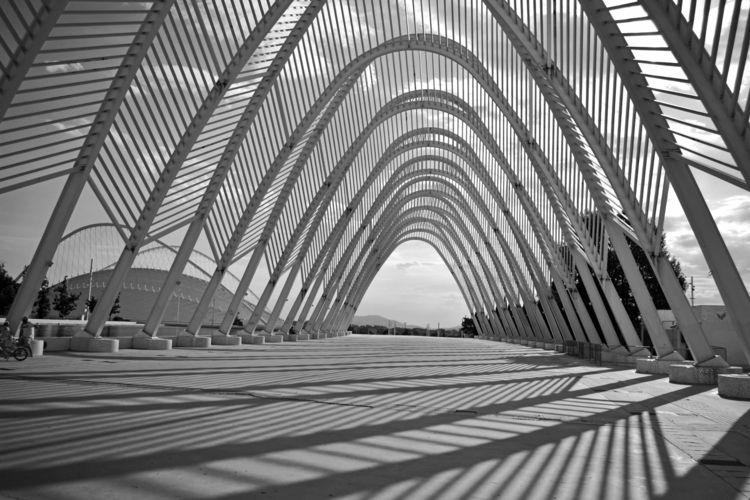 Olympic Stadium Area Athens - photography - a2toz | ello