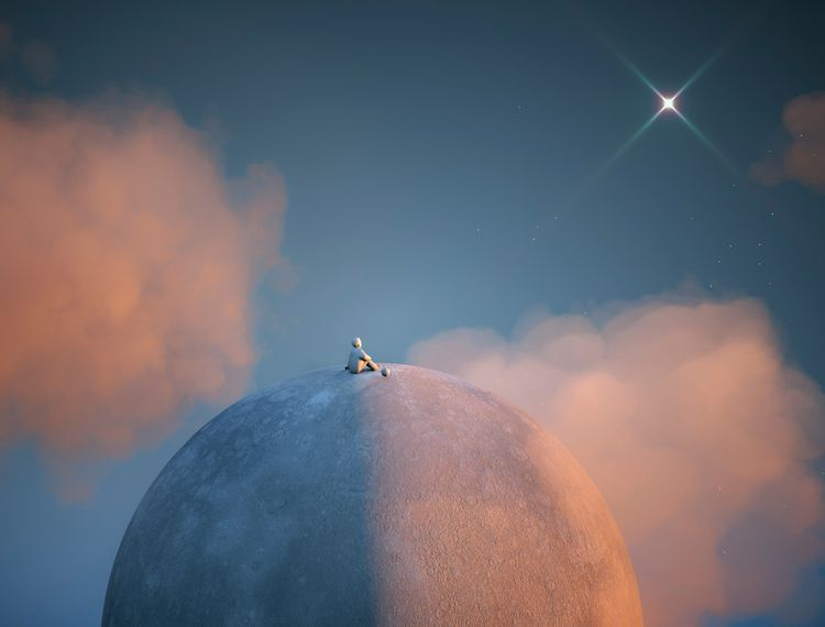 Wishing light left dreaming. -  - ilanderech | ello