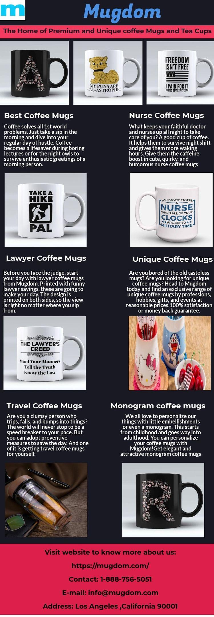 Shop Online Travel Coffee mugs  - mugdom   ello
