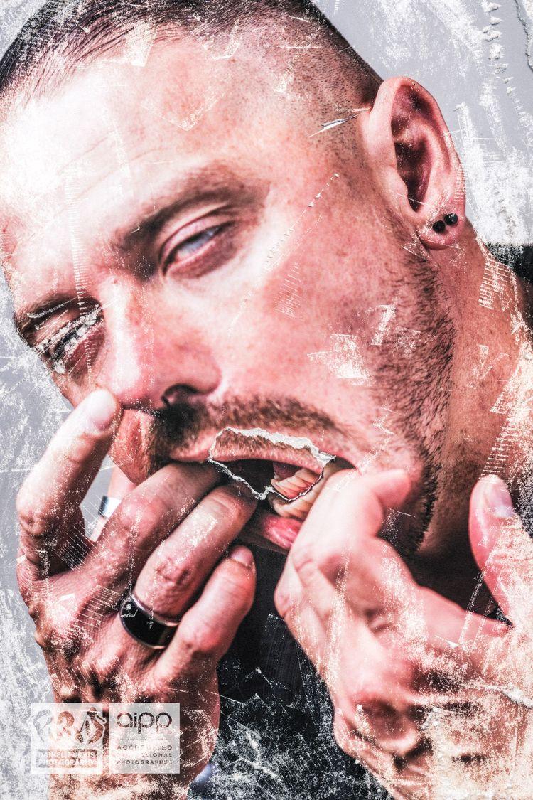 Teeth (DJ 2019 studio photograp - danielpurvis | ello